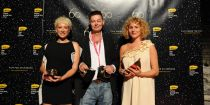Film Hush... won five Golden Arenas and the Breza Award